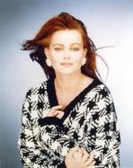 Belinda Carlisle - Belinda Carlisle Posed in Dress Portrait