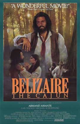 Belizaire the Cajun - 11 x 17 Movie Poster - Style A