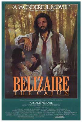 Belizaire the Cajun - 27 x 40 Movie Poster - Style A