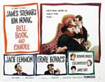 Bell Book and Candle - 22 x 28 Movie Poster - Half Sheet Style A