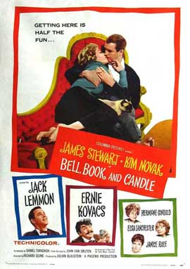 Bell, Book and Candle - 11 x 17 Movie Poster - Style A