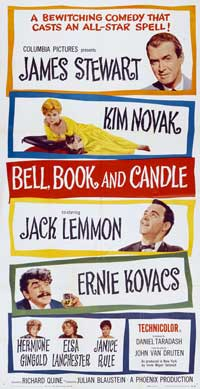 Bell Book and Candle - 30 x 62 Movie Poster - Style A