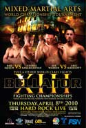 Bellator Fighting Championships (TV) - 43 x 62 TV Poster - Style A