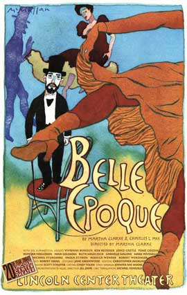Belle Epoque (Broadway) - 11 x 17 Poster - Style A