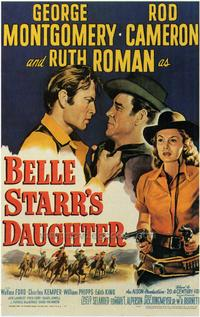 Belle Starr's Daughter - 43 x 62 Movie Poster - Bus Shelter Style A