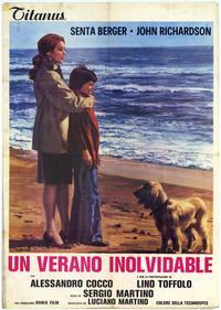 La Bellissima es estate - 11 x 17 Movie Poster - Spanish Style A