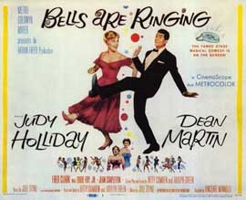 Bells Are Ringing - 11 x 14 Movie Poster - Style A
