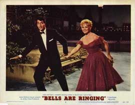 Bells Are Ringing - 11 x 14 Movie Poster - Style B