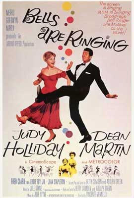 Bells Are Ringing - 27 x 40 Movie Poster - Style A