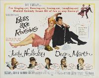 Bells Are Ringing - 30 x 40 Movie Poster - Style A