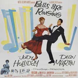 Bells Are Ringing - 30 x 30 Movie Poster - Style A