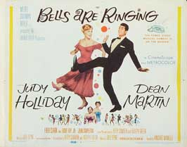 Bells Are Ringing - 22 x 28 Movie Poster - Style A