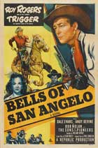 Bells of San Angelo - 27 x 40 Movie Poster - Style A