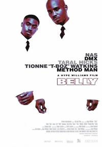 Belly - 43 x 62 Movie Poster - Bus Shelter Style A
