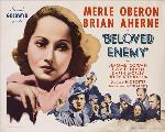 Beloved Enemy - 30 x 40 Movie Poster UK - Style A