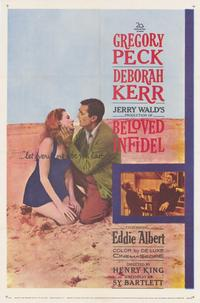 Beloved Infidel - 11 x 17 Movie Poster - Style A