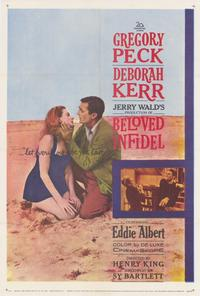 Beloved Infidel - 27 x 40 Movie Poster - Style A