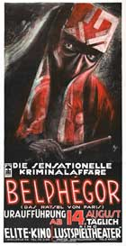 Belphegor ou Le fantome du Louvre - 11 x 17 Movie Poster - French Style A