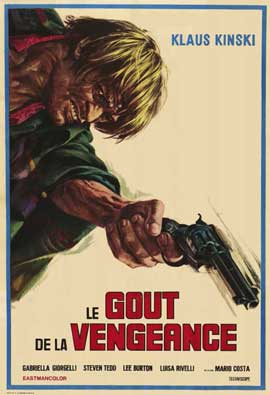 The Beast - 11 x 17 Movie Poster - French Style A