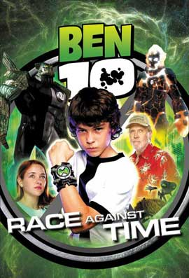 Ben 10: Race Against Time (TV) - 11 x 17 TV Poster - Style A
