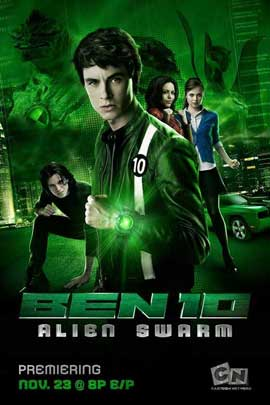 Ben 10: Race Against Time (TV) - 11 x 17 TV Poster - Style B