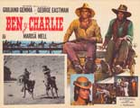 Ben and Charlie - 11 x 17 Poster - Foreign - Style A