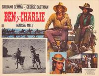 Ben and Charlie - 27 x 40 Movie Poster - Foreign - Style A