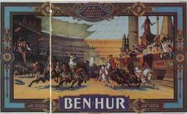 Ben Hur (Broadway) - 14 x 22 Poster - Style A