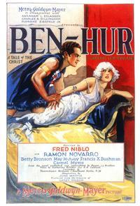 Ben-Hur - 11 x 17 Movie Poster - Style B
