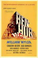 Ben-Hur - 11 x 17 Movie Poster - Style A