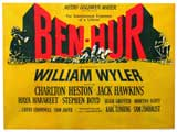 Ben-Hur - 30 x 40 Movie Poster UK - Style A