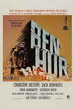 Ben-Hur - 27 x 40 Movie Poster - Style C