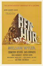 Ben-Hur - 11 x 17 Movie Poster - Style F