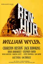 Ben-Hur - 27 x 40 Movie Poster - Style E