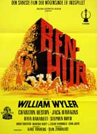 Ben-Hur - 27 x 40 Movie Poster - Danish Style A