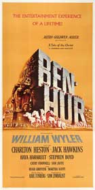 Ben-Hur - 20 x 40 Movie Poster - Style B