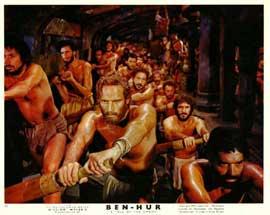 Ben-Hur - 11 x 14 Movie Poster - Style J