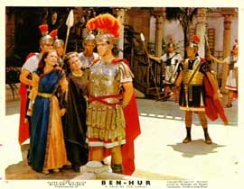 Ben-Hur - 11 x 14 Movie Poster - Style L