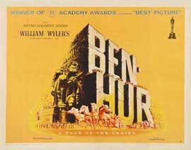 Ben-Hur - 11 x 14 Movie Poster - Style O