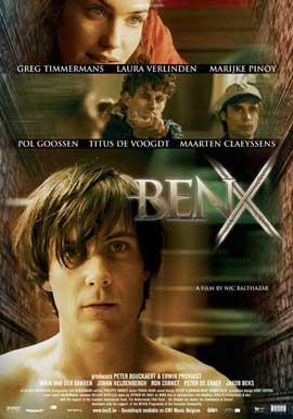 Ben X - 11 x 17 Movie Poster - Swiss Style B