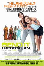 Bend It Like Beckham - 27 x 40 Movie Poster - Style C