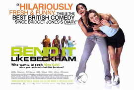 Bend It Like Beckham - 27 x 40 Movie Poster - Style B