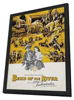 Bend of the River - 11 x 17 Movie Poster - Style C - in Deluxe Wood Frame