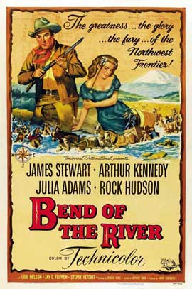 Bend of the River - 27 x 40 Movie Poster - Style A
