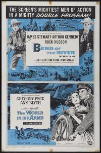 Bend of the River - 27 x 40 Movie Poster - Style B