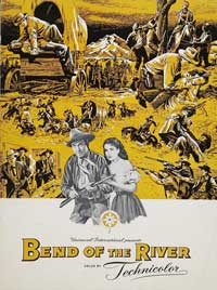 Bend of the River - 27 x 40 Movie Poster - Style C