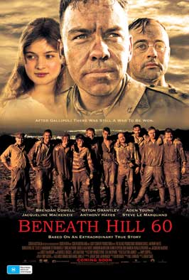 Beneath Hill 60 - 27 x 40 Movie Poster - Australian Style A