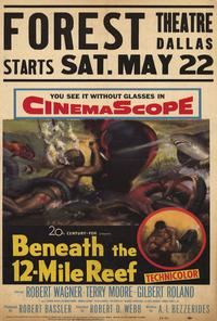 Beneath the 12-Mile Reef - 27 x 40 Movie Poster - Style A