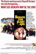 Beneath the Planet of the Apes - 11 x 17 Movie Poster - Style A