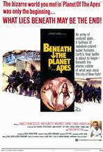 Beneath the Planet of the Apes - 27 x 40 Movie Poster - Style A